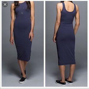 Lululemon Lab Noir Dress